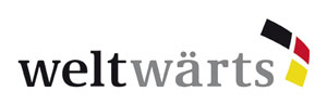 Logo Weltwaerts