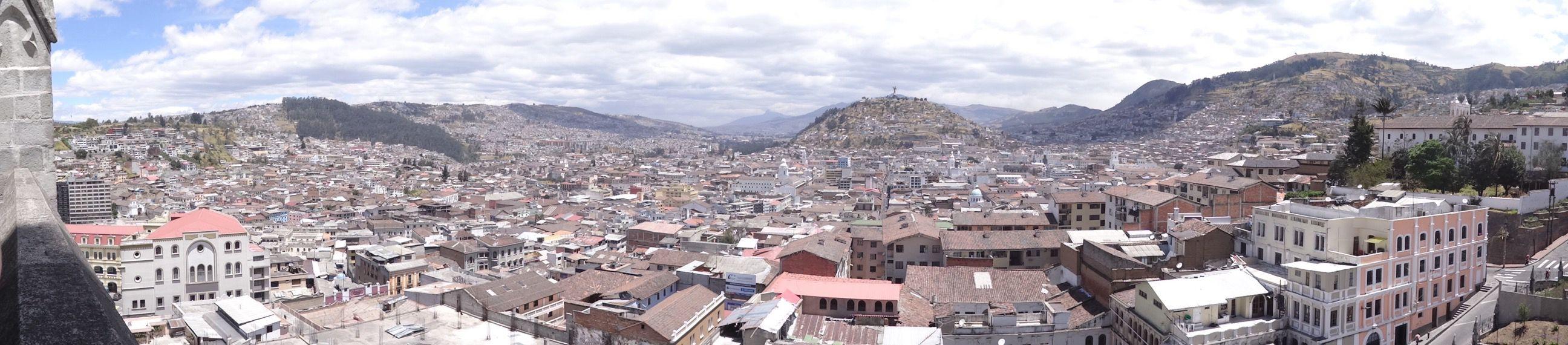 Informes sobre voluntariados en el Ecuador